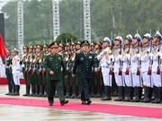 阮志咏上将:防务合作为保障越中边界稳定与发展作出贡献