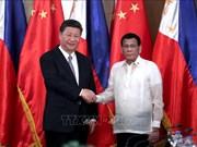 中国和菲律宾建立全面战略伙伴关系