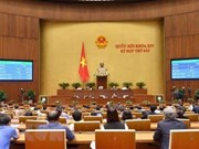 越南国会颁布有关批准CPTPP的决议