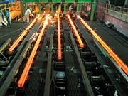 越南钢铁协会:2018年越南钢铁销售增长率继续保持稳定