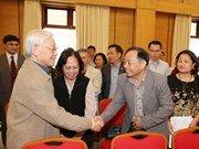 河内市选民:越南第十四届国会第六次会议结果令人印象深刻
