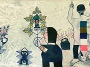 越南—匈牙利当代画展在河内举行