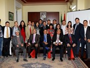 在意大利越南企业家协会为促进越意两国企业交流合作做出努力