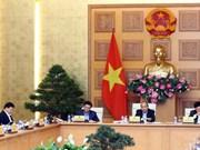 阮春福总理主持召开政府常务会议