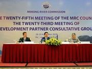 湄委会理事会第25次会议今日举行