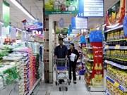河内市11月份居民消费价格指数小幅下降