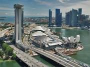 新加坡第三季度经济增长2.2%