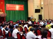 河内市出色完成全部20项经济社会目标任务