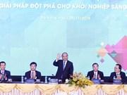政府总理阮春福:政府将为青年创新创业创造最好的条件