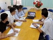 在德越南知识分子就业机会和科研合作前景