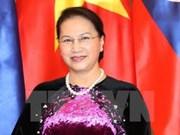 国会主席阮氏金银访问韩国: 重视越韩战略合作伙伴关系