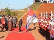 柬埔寨隆重举行柬埔寨救国民族团结阵线成立40周年庆祝活动