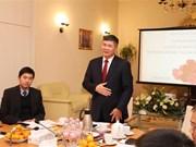 旅德越南知识分子一直胸怀祖国
