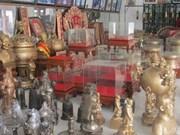 茶东村铸铜业被列入国家级非物质文化遗产名录