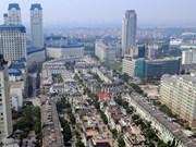 河内市大力发展各种商业模式