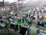 全国工业生产指数同比增长10%