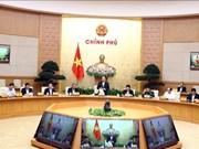 阮春福总理主持召开政府11月份例行会议