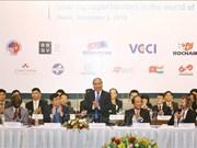VBF 2018: 越南网络安全问题吸引外国企业的特别关注