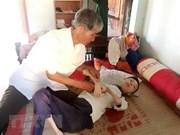 越日合作为橙剂受害者提供支持与帮助