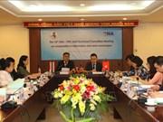 推动越南通讯社与泰国公共关系部的合作走向深入