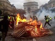 越南外交部发言人:未收到有越南公民在法国游行示威活动中受影响的报告