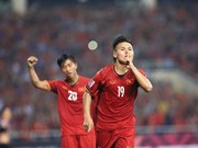 AFF Cup:亚洲媒体盛赞越南队在半决赛第二回合的胜利