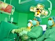 越南内窥镜手术培训中心被公认为亚洲最佳中心之一