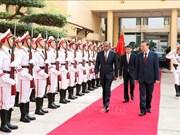 越南与新加坡续签《预防和打击跨国犯罪合作协议》