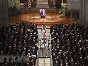 越南就美国前总统乔治·布什逝世致唁电