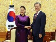 阮氏金银访韩之旅——越韩友好关系的重要里程碑