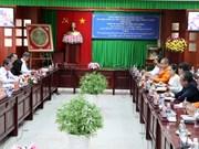柬埔寨祖国团结发展阵线代表团访问朔庄省