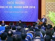 政府副总理王廷惠:统计工作对经济起到举足轻重的作用