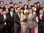 越南大学生协会第十次全国代表大会圆满落幕
