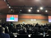 越南代表出席政府间会议  通过联合国《全球移民契约》