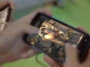 越南手机游戏市场增长50%以上