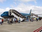 2018年越南全国航空客运量突破1亿人次