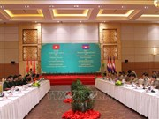 越老柬三国最高人民法院加强合作