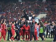 越南与韩国将争夺跨地区冠军杯