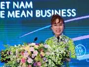 彭博发布2018年全球50大最具影响力人物名单 越捷总经理阮氏芳草榜上有名