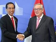 印尼与欧洲自由贸易联盟成员国相互取消关税壁垒