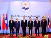 湄澜合作:支持开放型世界经济和多边贸易体系
