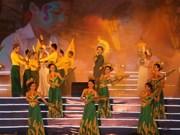 第三届越南大米节在隆安省拉开帷幕
