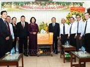 越南福音教同胞团结协作 实现国家发展目标