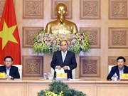 越南政府总理阮春福: 填补不足之处   力争2019年越南经济增长率达7%