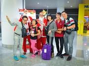 内排国际机场启动喜迎圣诞节和2019新年活动