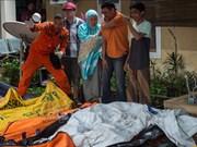 越南领导人就印尼万丹省遭海啸袭击向印尼领导人致慰问电