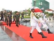 柬埔寨摆脱种族灭绝制度40周年:柬埔寨缅怀援柬的越南志愿军