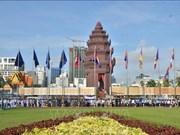 柬埔寨推翻波尔布特种族灭绝制度40年:柬埔寨经济取得许多重要成就