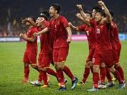 韩国SBS电视台对越南队与朝鲜队热身赛现场直播