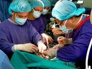 首例儿童患者跨地域肾移植手术取得成功